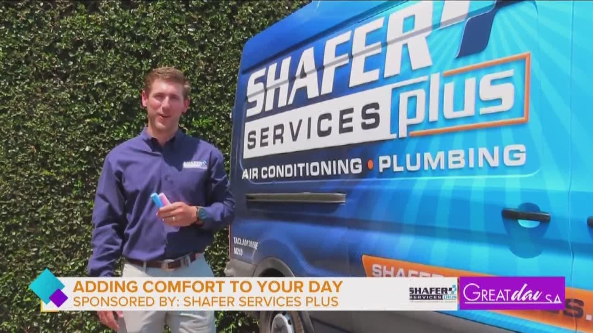 Shafer Services Plus Truck